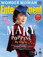 Entertainment Weekly (US Edition) omslag