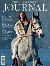 Horse Riders Journal omslag