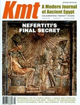 Kmt, A Modern Journal Of Ancient Egypt omslag