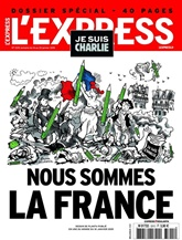 L'express International omslag
