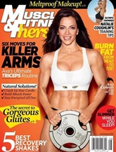 Muscle & Fitness Hers omslag