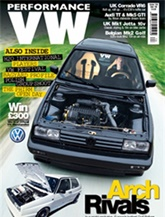 Performance Vw Magazine omslag