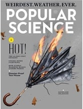 Popular Science omslag