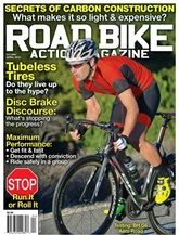 Road Bike Action omslag