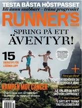 Runners World omslag