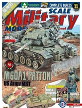 Scale Military Modeller International omslag