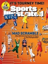 Sport Illustrated Kids omslag