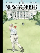 The New Yorker omslag