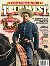 True West Magazine omslag