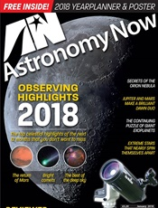 Astronomy Now omslag