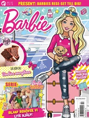 Barbie omslag
