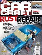 Car Craft omslag