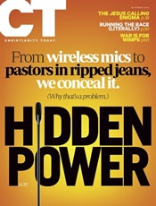 Christianity Today omslag