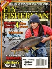 Fly Fisherman omslag