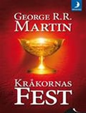Game Of Thrones - Kråkornas fest omslag