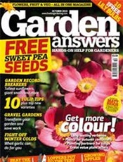 Garden Answers omslag