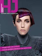 Hairdressers Journal International omslag