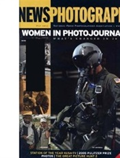 News Photographer Magazine omslag