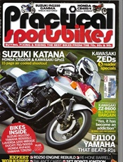 Practical Sportbikes omslag