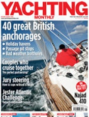 Yachting Monthly omslag
