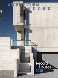 Architectural Record omslag