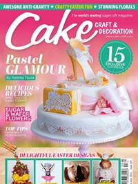 Cake Craft & Decoration omslag