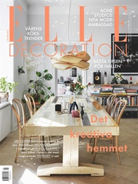 ELLE Decoration omslag