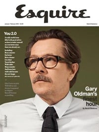 Esquire (UK Edition) omslag