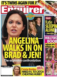 National Enquirer omslag