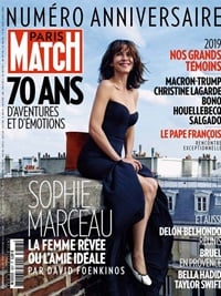 Paris Match omslag