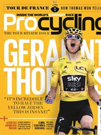Procycling (UK) omslag