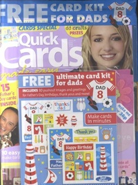 Quick Cards Made Easy omslag