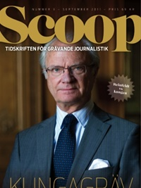 Scoop omslag