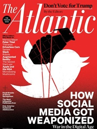 The Atlantic Monthly omslag