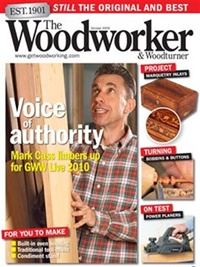 The Woodworker omslag