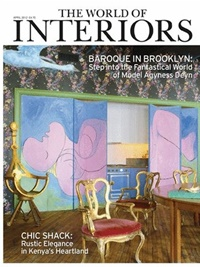 World Of Interiors omslag