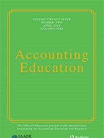 Accounting Education omslag
