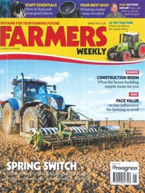 Farmers Weekly omslag