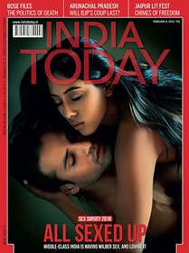 India Today (UK Edition) omslag