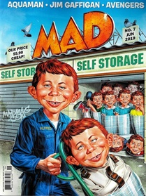 Mad Magazine omslag