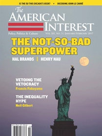 The American Interest omslag