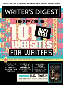 Writer's Digest (Digital Only) omslag