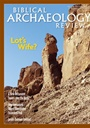 Biblical Archaeology Review omslag 2009 8