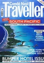 Conde Nast Traveler (US Edition) omslag 2015 1