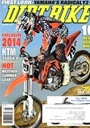 Dirt Bike Magazine omslag 2013 10
