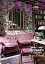 Elle Decor (US Edition) omslag 2018 1