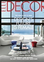 Elle Decor (US Edition) omslag 2019 6