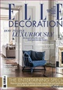 Elle Decoration (UK Edition) omslag 2018 1