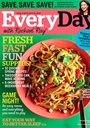 Every Day With Rachel Ray omslag 2013 10