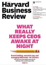 Harvard Business Review omslag 2016 11